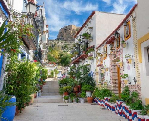 Immobilienmakler Alicante