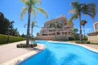 Neuwertiges Luxus Apartment mit Tiefgaragenstellplatz direkt am Oliva Nova Golfplatz - Apartment in Oliva Nova