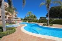 Neuwertiges Luxus Apartment mit Tiefgaragenstellplatz direkt am Oliva Nova Golfplatz - Gemeinschaftspool