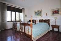 Spacieuse villa avec vue sur la mer et chambre séparée à Denia - Galeretes - Chambre double