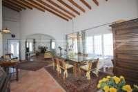 Villa spacieuse sur Monte Pego avec l'une des meilleures vues sur la mer de la Costa Blanca - Salon / salle à manger