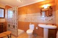 Somptueuse « Finca » entre palmiers et orangeraies à Ondara - Salle de bain en suite