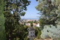 Villa mediterránea en una parcela privada con fantásticas vistas en Monte Pego - Vistas al mar