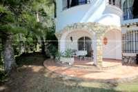 Villa mediterránea en una parcela privada con fantásticas vistas en Monte Pego - Apartamento de invitados