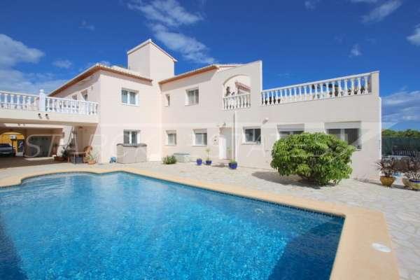 Jolie maison de ville de 4 chambres proche d'Ondara avec une vue magnifique, 03760 Ondara (Espagne), Maison mitoyenne