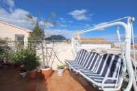 Jolie maison de ville de 4 chambres proche d'Ondara avec une vue magnifique - Balançoire hollywoodienne