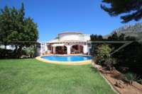Villa avec potentiel d'expansion supplémentaire et une vue sur la mer à Monte Pego - Maison à Monte Pego