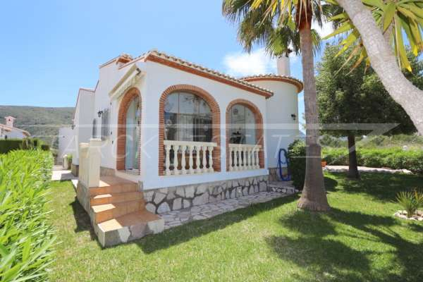 Schöne Villa in perfektem Pflegezustand am Monte Solana, 03750 Pedreguer (Spanien), Villa