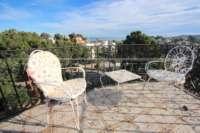 Imposante Villa mit Meerblick und separatem Gästezimmer in Denia - Galeretes - Dachterrasse