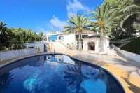 Oasis méditerranéenne de bien-être à Javea « Balcón al Mar » - Maison à Javea