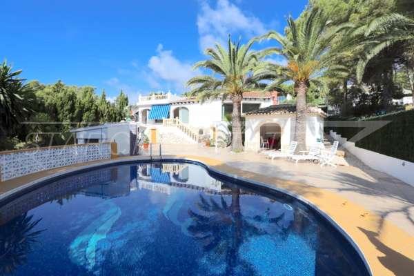 Oasis méditerranéenne de bien-être à Javea « Balcón al Mar », 03738 Jávea (Espagne), Villa