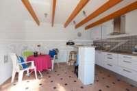 Oasis méditerranéenne de bien-être à Javea « Balcón al Mar » - Cuisine d'extérieur