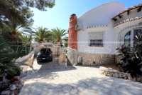 Oasis méditerranéenne de bien-être à Javea « Balcón al Mar » - Parking