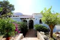 Oasis méditerranéenne de bien-être à Javea « Balcón al Mar » - entrée