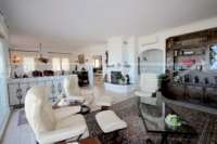 Elegante Villa in bester Wohnlage von Denia mit atemberaubendem Meerblick - Wohn-/ Esszimmer