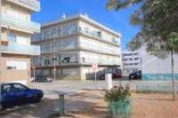 Neuwertiges 2 Schlafzimmer Apartment im Zentrum von Oliva mit diversen Extras - Aussenfassade