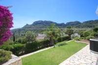 Klassische elegante Villa mit traumhaftem Panoramablick am Monte Pego - Bergblick