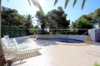 Precioso oasis mediterráneo en Javea Balcón al Mar - Exterior soleado