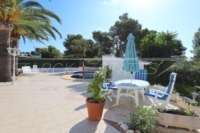 Precioso oasis mediterráneo en Javea Balcón al Mar - Privacidad