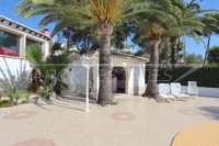 Precioso oasis mediterráneo en Javea Balcón al Mar - Cocina de verano