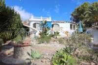 Precioso oasis mediterráneo en Javea Balcón al Mar - Jardín mediterráneo