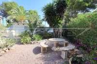 Precioso oasis mediterráneo en Javea Balcón al Mar - Zona de descanso