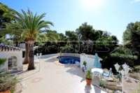 Precioso oasis mediterráneo en Javea Balcón al Mar - Vistas al jardín