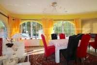 Großzügige Villa mit Wohlfühlcharakter und herrlichem Blick auf den Montgo in Denia - Esszimmer