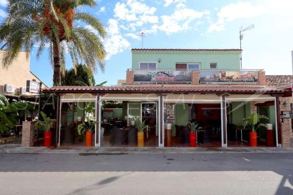 Oportunidad de negocio ideal – restaurante con apartamento privado en zona céntrica de Denia, 03700 Dénia (España), Restaurante