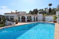 Villa de lujo mediterránea con vistas al mar en Monte Pego - Villa Monte Pego