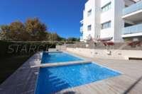 Neuwertiges Duplex Penthouse Apartment nur wenige Minuten zu Fuß von El Arenal in Javea - Gemeinschaftspool