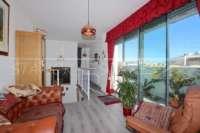 Neuwertiges Duplex Penthouse Apartment nur wenige Minuten zu Fuß von El Arenal in Javea - Dachgeschoss