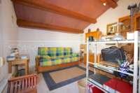 Maison mitoyenne très bien entretenue à quelques mètres de la plage de sable d'El Vergel - Chambre d'amis