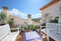 Attraktives 4 SZ Reihenhaus in idyllischer Lage mit herrlichem Blick bei Ondara - Terrassenmöbel