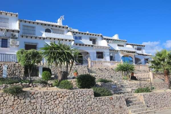 Apartment in Top Pflegezustand mit atemberaubendem Meerblick am Monte Pego, 03780 Pego (Spanien), Terrassenwohnung
