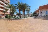 Exclusivo apartamento en el Hotel Oliva Nova Beach & Golf Resort con vistas insuperables - Apartamento en resort de lujo