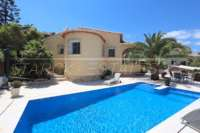 Villa de primera clase en Monte Solana en Pedreguer - Villa en Pedreguer