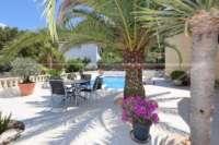 Villa de primera clase en Monte Solana en Pedreguer - Ambiente mediterraneo