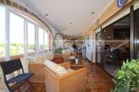 Großzügige Villa in ruhiger Lage mit herrlichem Blick nur 1 km von Denia Innenstadt - Wintergarten
