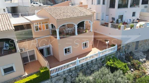 Top gepflegte Villa im Naturparadies Vall de Laguar, 03791 Vall de Laguar (Spanien), Villa