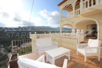 Top villa à Orba de 3 chambres bien entretenue avec une vue imprenable - Coin salon confortable
