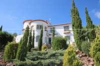 Villa mit Wellnessbereich und traumhaftem Panoramameerblick am Monte Pego - Haus in Monte Pego