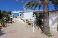 Mediterrane Wohlfühloase in Javea Balcón al Mar - Pflegeleichter Garten