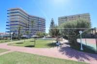 First Beach Line Apartment in gepflegter Urbanisation in Denia - Apartment erste Strandlinie