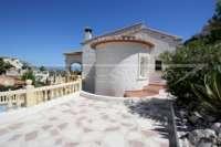 Attraktive 3 SZ Villa in herrlicher Aussichtslage am Monte Solana in Pedreguer - Haus in Pedreguer