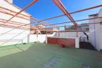 Spacieuse maison de ville à Ondara avec patio, solarium et beaucoup de potentiel - Terrasse sur le toit