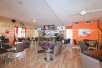 Top Business Gelegenheit - Restaurant mit Wohnung in zentraler Lage von Denia - Restaurant Innenbereich