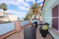 Top Business Gelegenheit - Restaurant mit Wohnung in zentraler Lage von Denia - Sonnige Terrasse