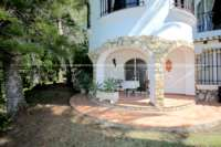 Mediterrane Villa auf privatem Grundstück mit traumhaftem Blick am Monte Pego - Gästeapartment