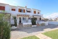 Lust auf Meer - Top gepflegtes Reihenhaus in erster Strandlinie in schöner Gemeinschaftsanlage - Duplex Els Poblets